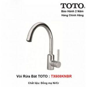 Vòi Rửa Bát TOTO TX608KNBR