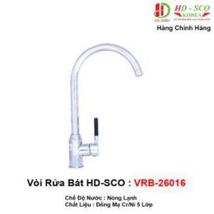 Vòi Rửa Bát HDSCO VRB26016