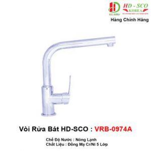 Vòi Rửa Bát HDSCO VRB0974A