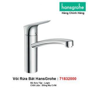 Vòi Rửa Bát Hansgrohe 71832000