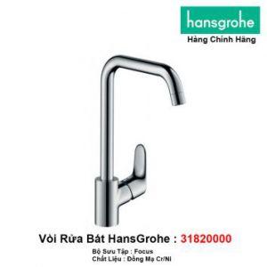 Vòi Rửa Bát Hansgrohe 31820000