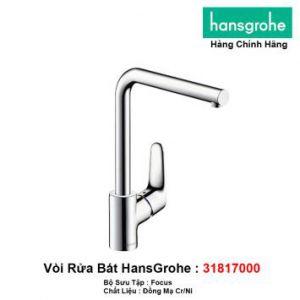 Vòi Rửa Bát Hansgrohe 31817000