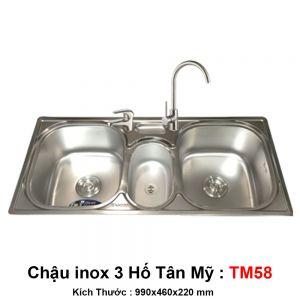 Chậu Bếp Tân Mỹ TM58