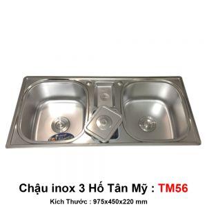Chậu Bếp Tân Mỹ TM56
