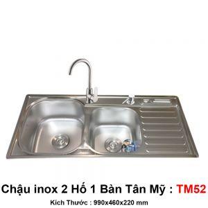 Chậu Bếp Tân Mỹ TM52