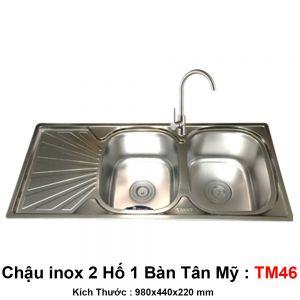 Chậu Bếp Tân Mỹ TM46