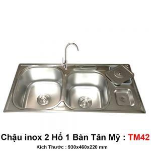 Chậu Bếp Tân Mỹ TM42
