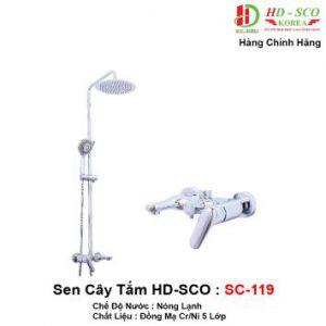 Sen Cây Tắm HDSCO SC119