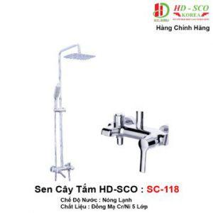 Sen Cây Tắm HDSCO SC118