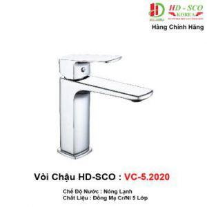 Vòi Lavabo HDSCO VC5.2020