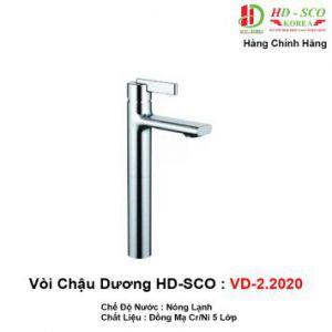 Vòi Lavabo HDSCO VD2.2020