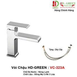 Vòi Lavabo HDGreen VC323A