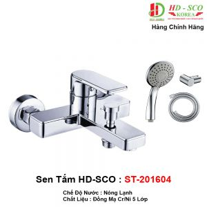 Sen Tắm HDSCO ST201604