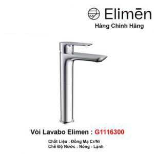 Vòi Lavabo Elimen G1116300