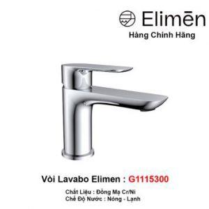 Vòi Lavabo Elimen G1115300