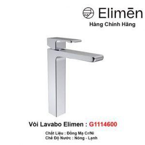 Vòi Lavabo Elimen G1114600