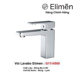 Vòi Lavabo Elimen G1114500