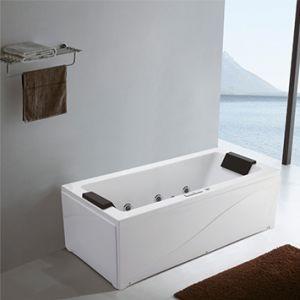 Bồn tắm đặt sàn massage Elimen - Mã YAD-3017