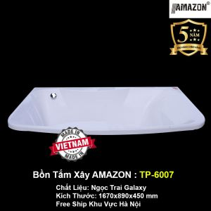 Bồn Tắm Xây AMAZON TP-6007