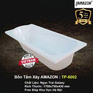 Bồn Tắm Xây AMAZON TP-6002