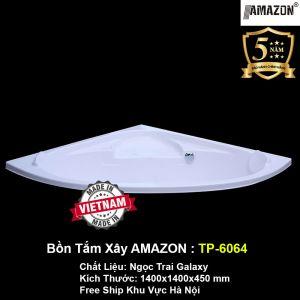 Bồn Tắm Góc Xây AMAZON TP-6064