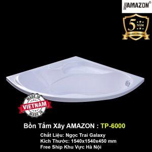 Bồn Tắm Góc Xây AMAZON TP-6000