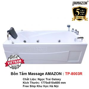 Bồn Tắm Massage AMAZON TP-8003R