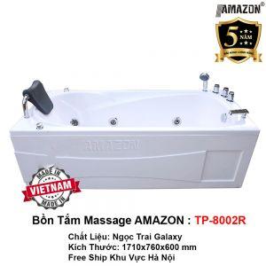 Bồn Tắm Massage AMAZON TP-8002R