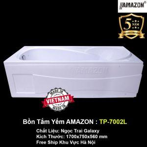 Bồn Tắm Yếm AMAZON TP-7002L