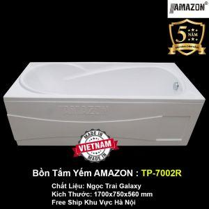Bồn Tắm Yếm AMAZON TP-7002R