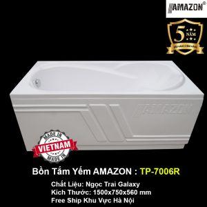 Bồn Tắm Yếm AMAZON TP-7006R
