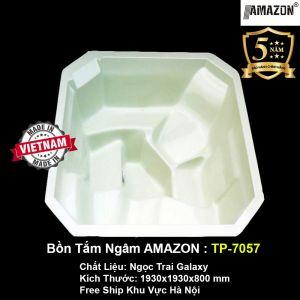 Bồn Tắm Yếm AMAZON TP-7057