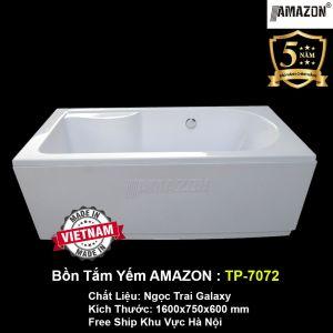 Bồn Tắm Yếm AMAZON TP-7072