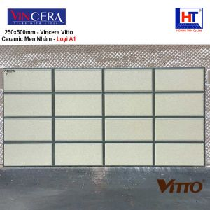 Gạch 25x50 VITTO Vincera 70000